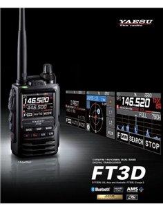 YAESU FT-3D - nuovo RTX digitale a colori C4FM bibanda