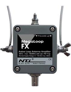 Bonito MegaLoop FX - amplificatore attivo per antenne loop in ricezione