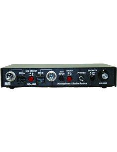 MFJ-1263 commutatore/mixer tra 2 microfoni e 2 radio