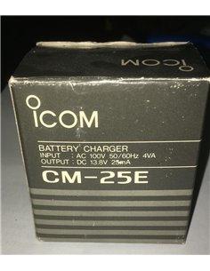 ICOM CM-25E caricabatteria per IC-BP3