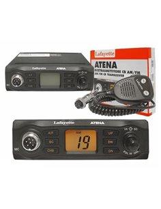 LAFAYETTE ATENA - 40 CH AM/FM CB OMOLOGATO - Ottimo per Camper e Fuoristrada