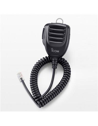 ICOM HM-209 microfono a cancellazione di rumore attiva