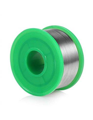 Rotolo stagno 500 grammi ROHS 96.5/3/0,5 diametro 0,8 mm