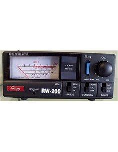 RW-200 HOXIN Rosmetro/Wattmetro 1.8-200 Mhz - 5-20-200-400 W