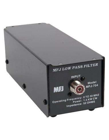MFJ-704 filtro passa basso anti TVI 1,5 kW CW