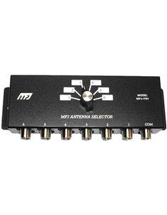MFJ-1701 - Commutatore d'antenna 6 posizioni