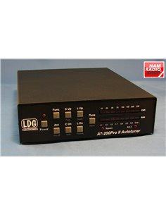 LDG AT-200PROII  Accordatore D'antenna automatico