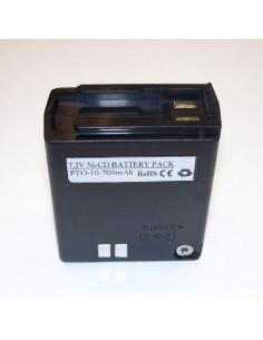 FNB-10NI-MH - Pacco batterie per Yaesu FT-23 FT-73 FT-411 FT-911