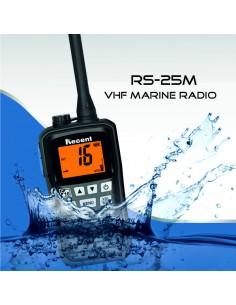 RECENT RS-25M - Ricetrasmettitore portatile Marino galleggiante, IP67