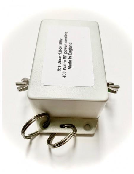 ECO ANTENNE UU91 - UN-UN 1:9 magnetico per long wire Versione stagna