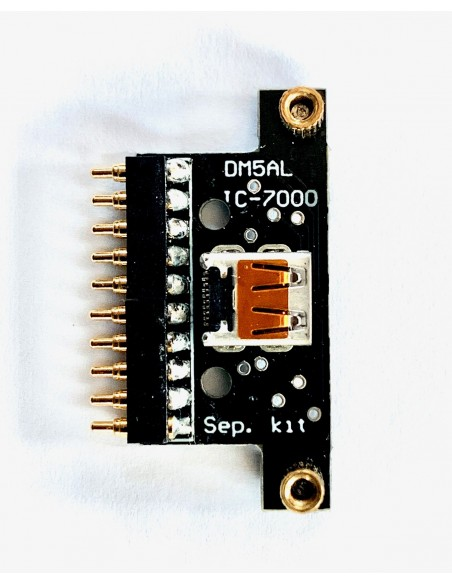 IC-7000K - Kit di separazione frontalino per ICOM IC-7000 (sostituisce OPC-1443)