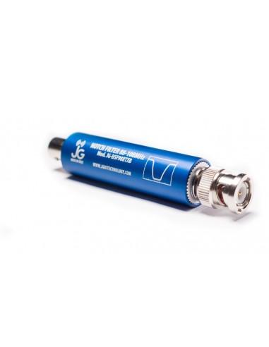 JG-BDF98RTXB Filtro notch 88-108 professionale per Ricetrasmettitori e scanner connettore BNC