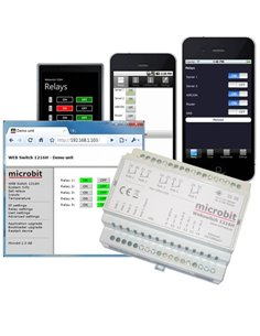 Webswitch 1216H2 -  Extended functionality