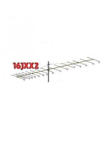 16JXX2 Antenna direttiva 144MHz