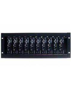 Remoterig - Rack for 10 RRC units