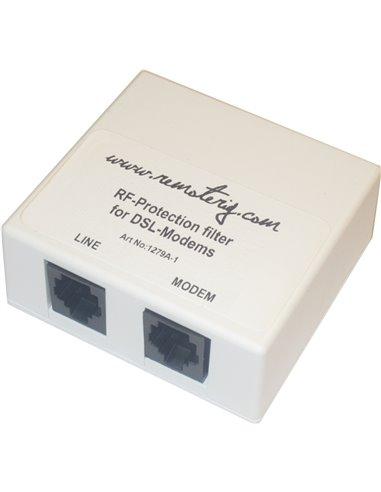 Filtro protezione RF per modem ADSL