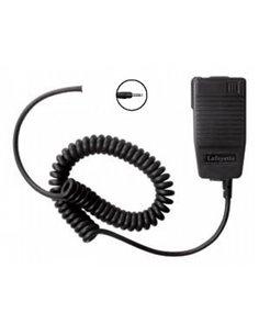 EM-180 JACK 2,5 MM - Microfono parla/ascolta per  apparati PMR o LPD