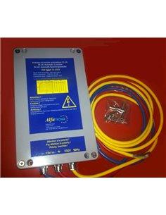 Alphatronix sw-600 12v - Inverter professionale speciale per imbarcazioni
