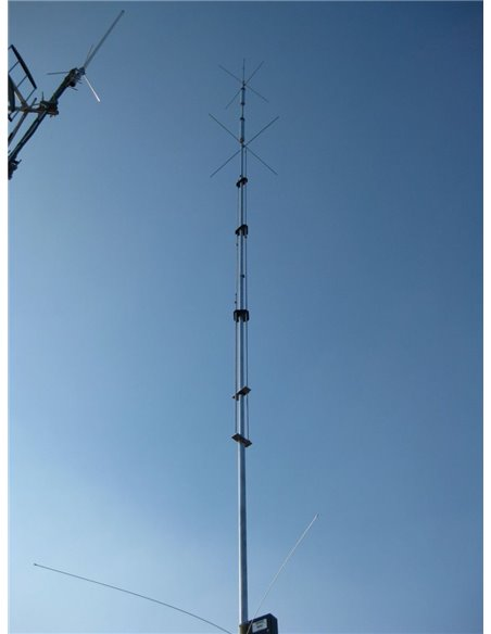 CUSHCRAFT R-8 Antenna Verticale 6,10,12,15,17,20,30,40 metri