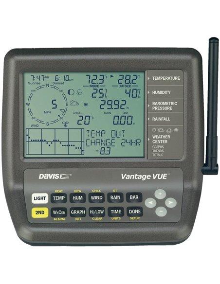 Davis Vantage Vue Stazione meteorologica radio