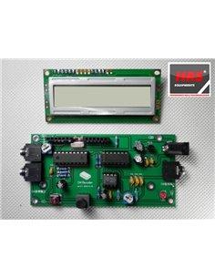 CW Reader Decoder con CW Signal Generator