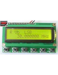 Generatore di segnali DDS 0-55MHz  basato su AD9850