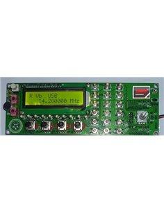 Signal Generator  DDS 0-55MHz  Con sintesi digitale diretta della frequenza