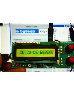 CW Reader - Decoder e trainer cw per radioamatori