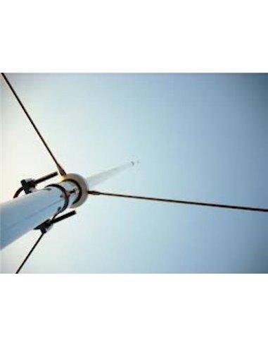 Hoxin MA-6000 ANTENNA BIBANDA DA BASE 144/430 MHz
