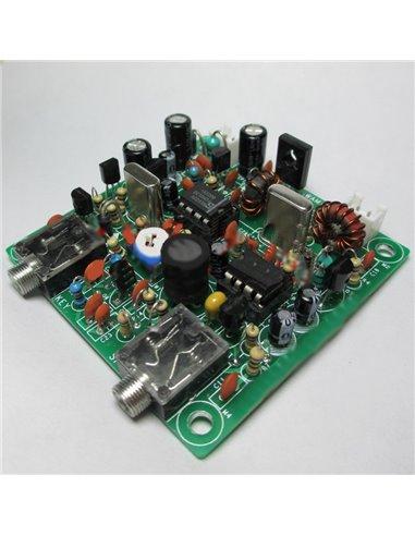 Frog QRP1.8w  Kit Ricetrasmettitore banda 40 metri 7.023 MHz