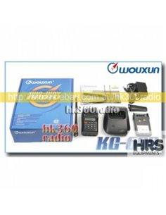 Wouxun - KG-699E advance UHF 400-470 MHZ