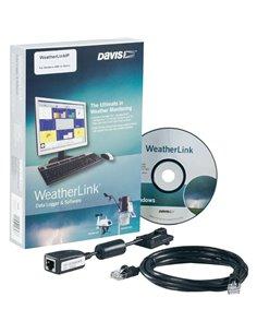 Davis Software DATALOGGER Weather Link IP