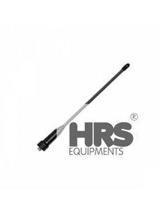 HRS WXN 1SF - Antenna bibanda  ricambio per kG-UVD1P UV2D  UV6D e Baofeng - Connettore SMA Femmina