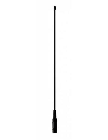 RH-771 Antenna bibanda per portatili 39 cm - connettore BNC