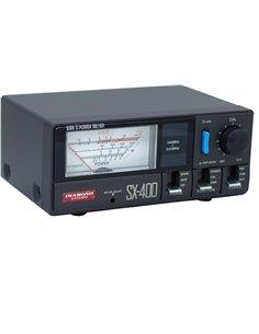 Diamond SX-400 - Rosmetro/Wattmetro 140-525 Mhz - 5/20/200 Watt