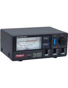 Diamond SX-600 - Rosmetro/Wattmetro 1.8-525 MHz - 5/20/200 Watt
