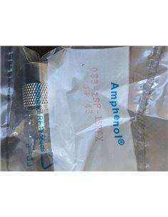 AMPHENOL CONNETTORE PL UHF PER CAVO RG-58 E H-155