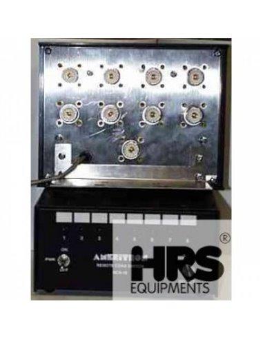 RCS-10LX Ameritron Remote Controlled Antenna Switch
