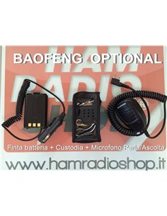Baofeng KIT ACCESSORI