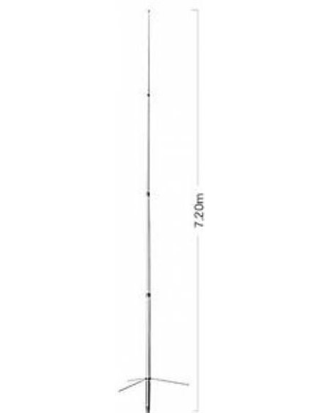Diamond X-700 HN Antenna bi-banda 144/430 MHz ad alto guadagno