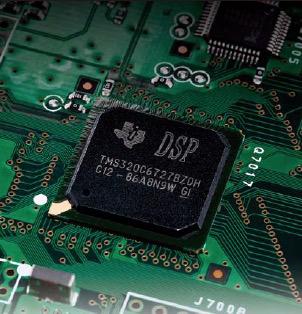 Sistema elaborazione segnali digitali MF